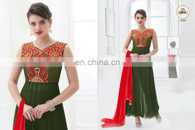 anarkali suits dresses / anarkali suits wholesalers from india gujarat / anarkali suit in delhi