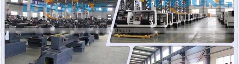 High speed 3 Axis CNC Lathe Machine with c axis and y axis milling and drilling function