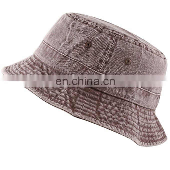 2017 Fashion OEM bucket hat for men