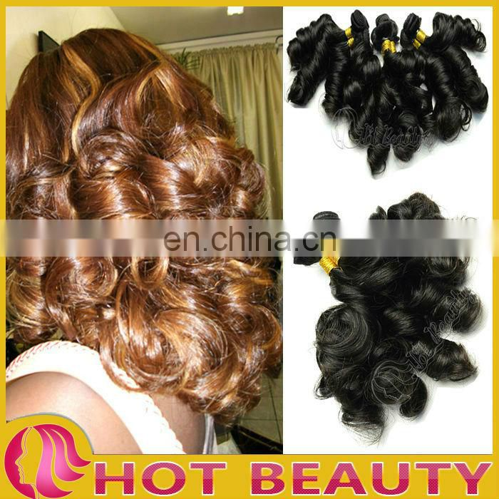 Factory Price Supply 100% 6A Grade Aunty Funmi Hair