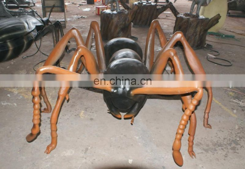 Outdoor Park Equirment Animatronic Ant for Sale