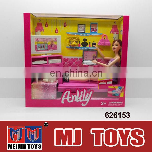Wholesale 11.5 inch movable joint baby girls dolls toys