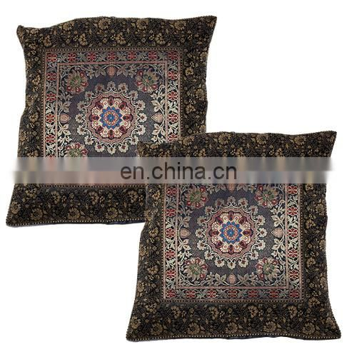 indian home decorative jacquard car seat cushion covers online