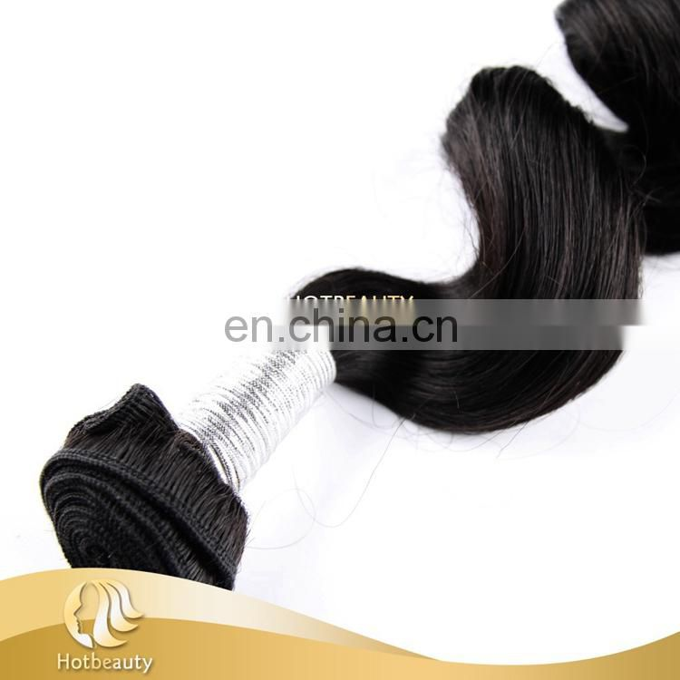 10''-30'' are Available, Factory Wholesale Peruvian Human Virgin Hair Bundles