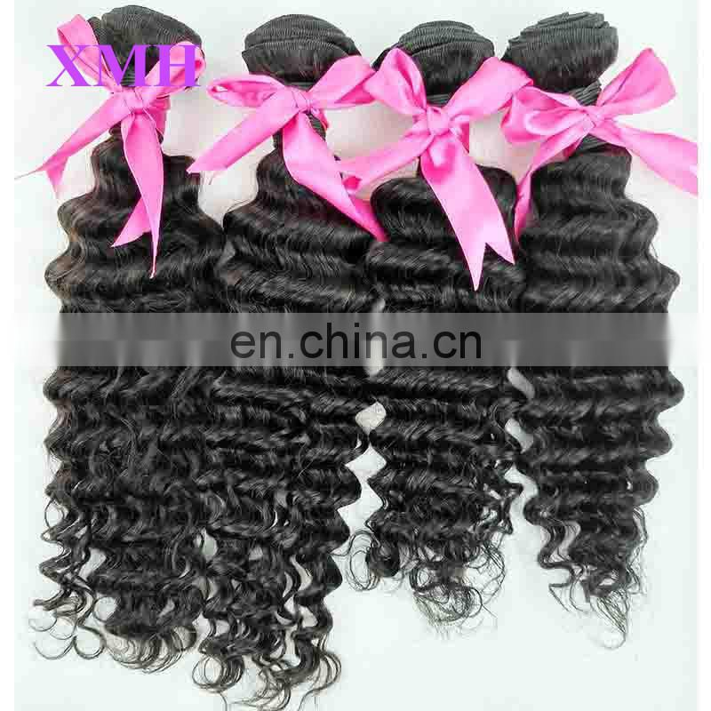 8A Virgin Hair Brazilian Human Remy Hair French Deep Wave Human Hair