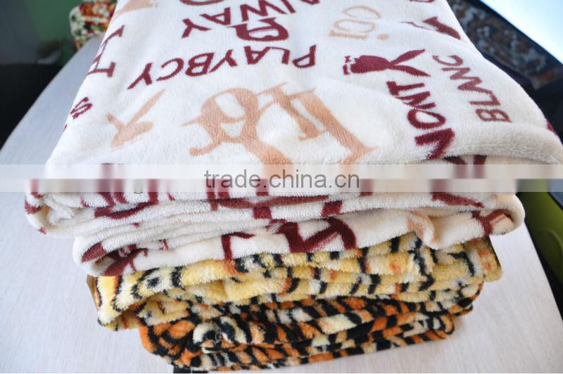 Manufactory walmart alibaba china home textile china supplier blanket wool acrylic polyester