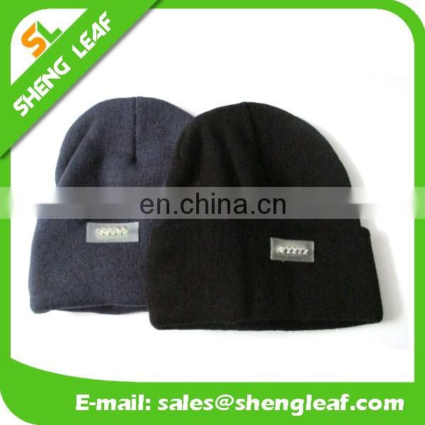 2017 hot sale Charger knit hats, knit winter hats