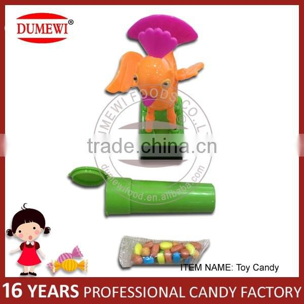 New Animal Toy Candy with Pressed Candy