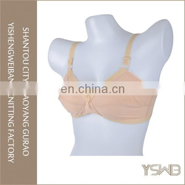 Breathable thin big cup bra custom made cheap push up bras