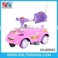 Hot selling sit baby car with music and light for kids