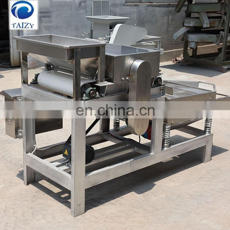 good quality nuts cutting and grading machine peanut cutter