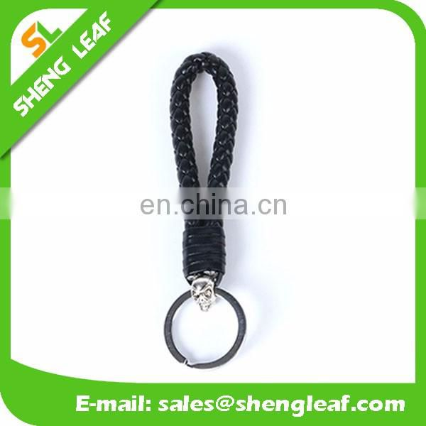 Wholesale high standard leather keychain for businessman