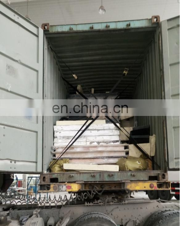 ckd refrigerated truck body for Sandwich panels