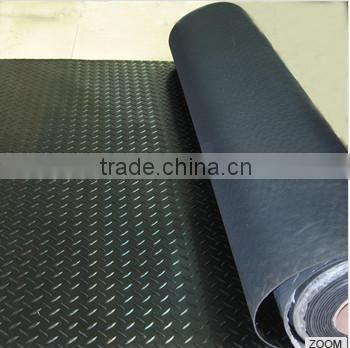 2015 factory produced red diamond rubber sheet roll