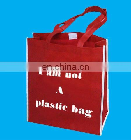 reusable shopping or promotional Nonwoven bag