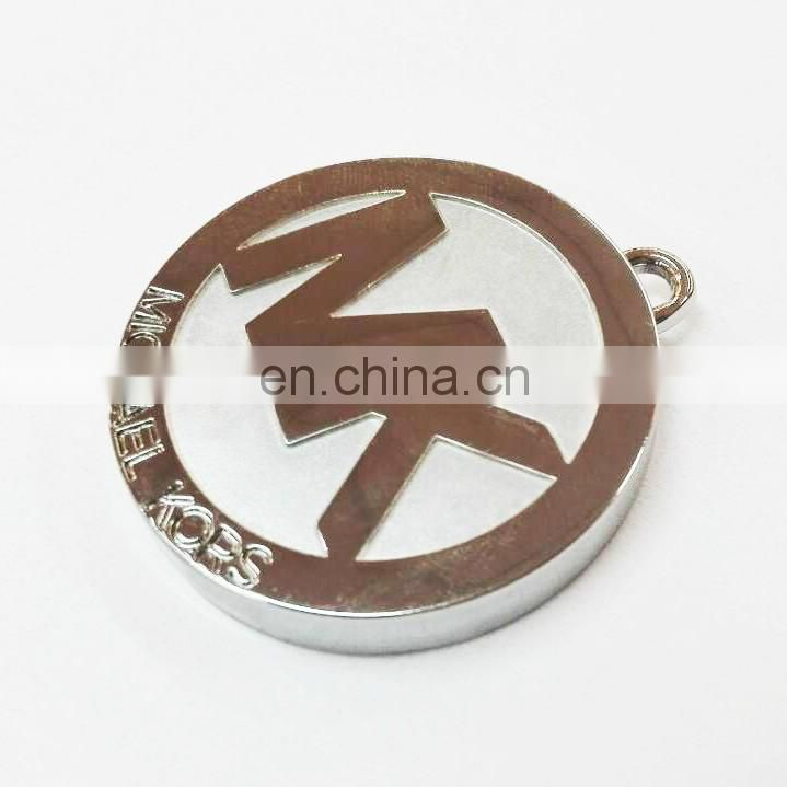Customized antique brass metal bag hardware