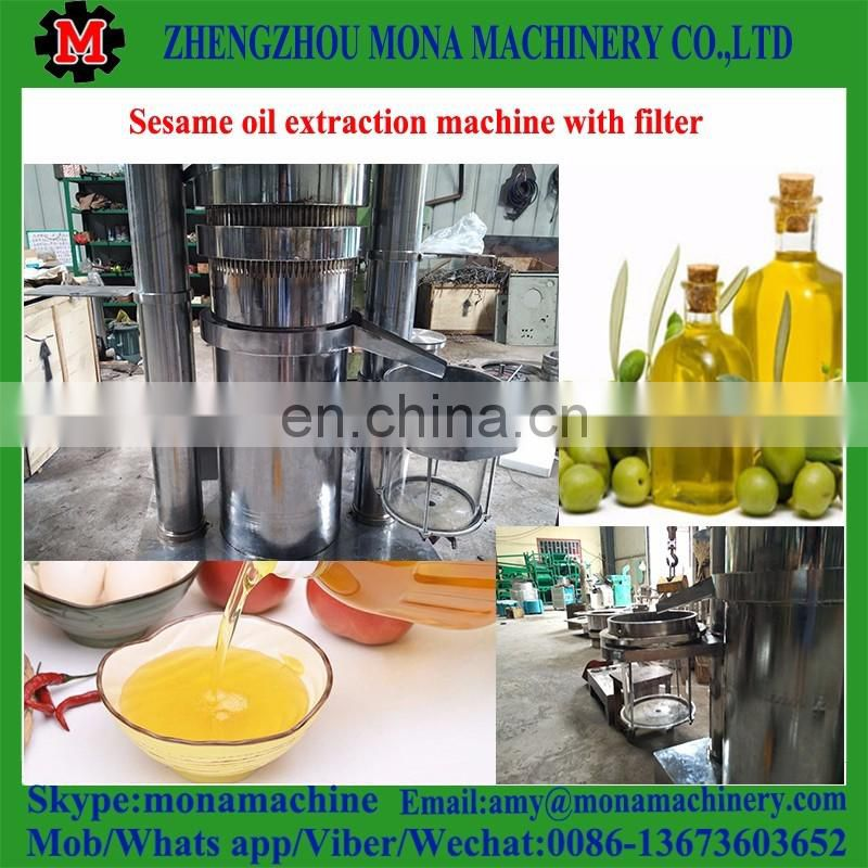 Good Reputation Supplying sunflower oil making machine with top quality