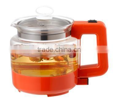 new industrial electric glass tea kettle