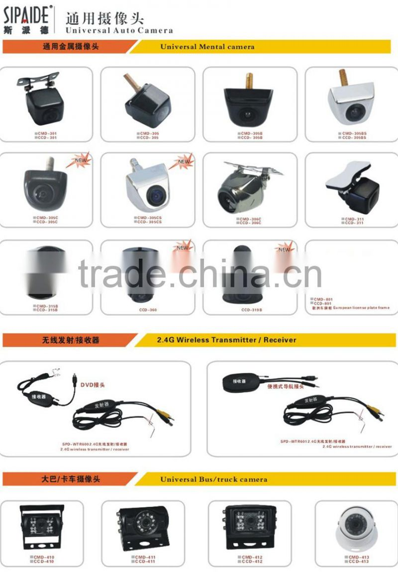 "SPD60 Car LCD Monitor 4.3"" LCD Monitor Car Reverse Rearview 4.3"" Parking System LCD Monitor for Car Rear view Camera"
