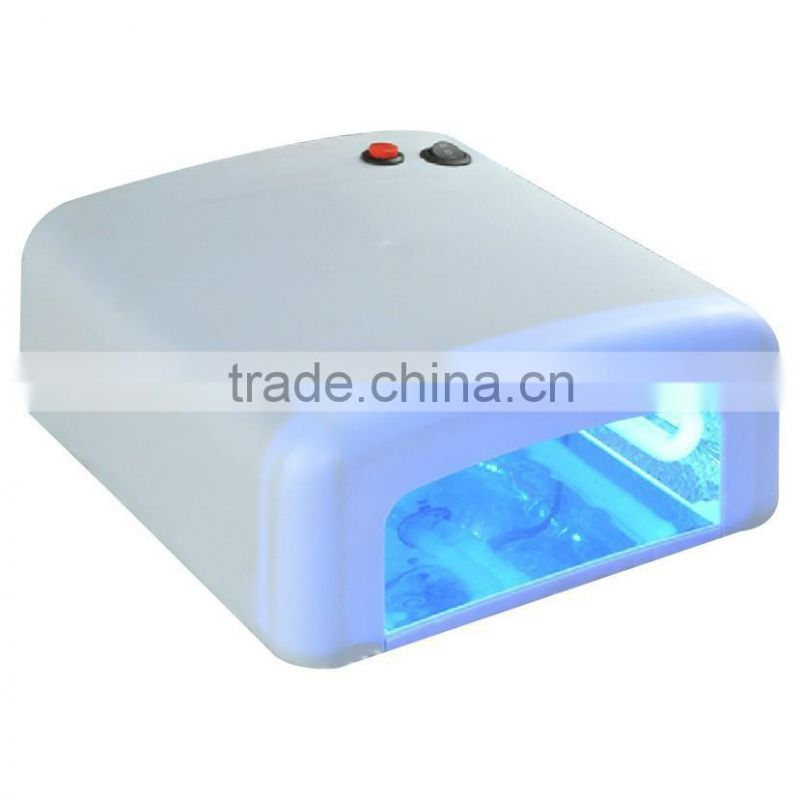 36W 230 UV gel nail curing lamp light dryer nail lamp nail art