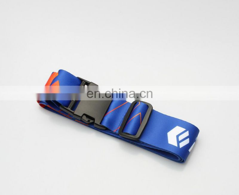 Luggage Belt, Polyester Luggage Belt, Custom Logo Luggage Strap