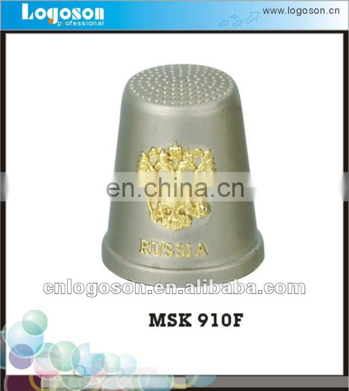 chic decorative sewing thimble
