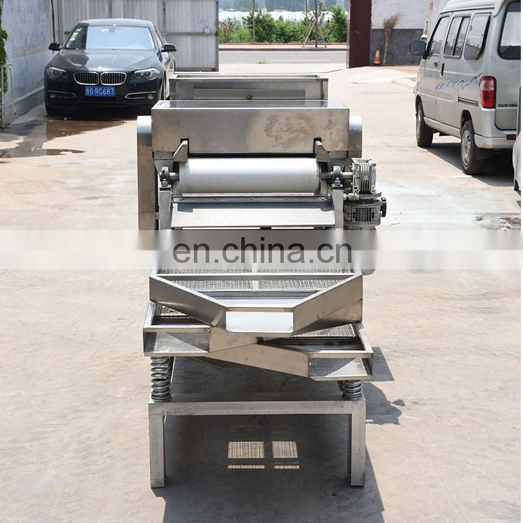 Hot sale straight knife nut chopper crushing machine