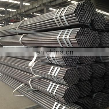 mild carbon welded metal ms erw black iron hollow section steel pipe tube