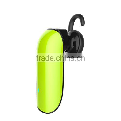 2014 Hot Sell Portable Unique Design headset Bluetooth V3.0 In-ear super mini gifts for blind