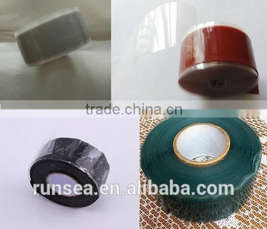Self-fusing Seamless Tape Silicone Insulation Tape Rectangular tape Immediately Waterproof Tape Rescue tape