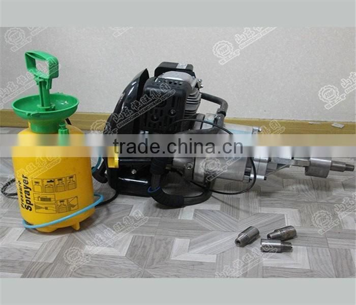 portable geology prospecting core drilling machine for sale