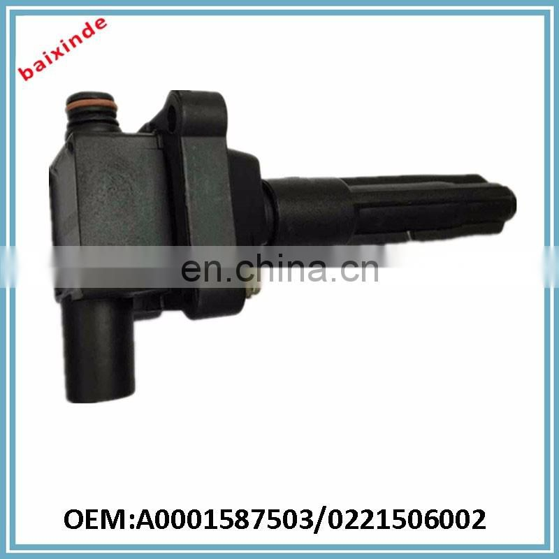 Original auto parts IGNITION COIL 0221506002 FOR MERCEDES W202 W210 W140