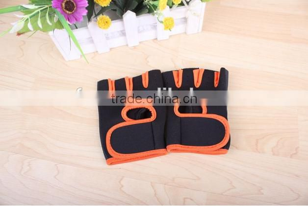 Fitness Gloves Weight Lifting Gym Workout Training Wrist Wrap Strap / Mountain biking gloves
