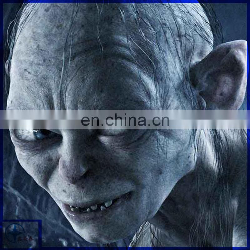resin Old Man Statue Sculpture Uh1545657