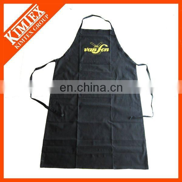 Brand made cheap apron customer custom logo