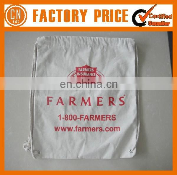 Customized Logo Shopping Cotton Bag