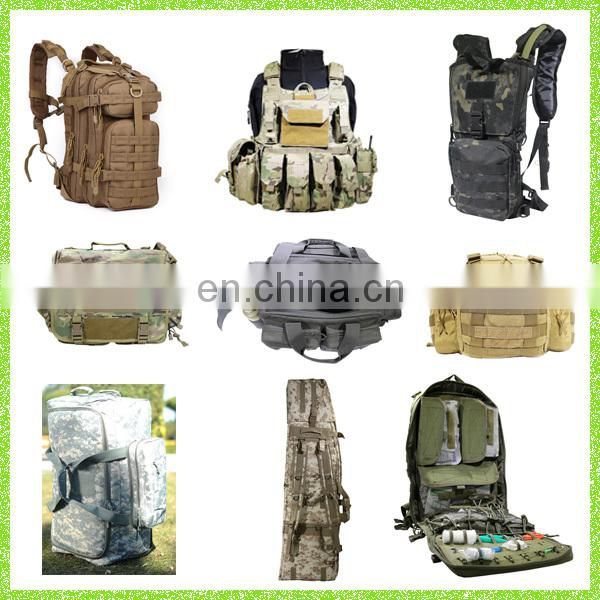 MOLLE Tactical Emergency Medical Kit Breakaway Tri Fold Pouch