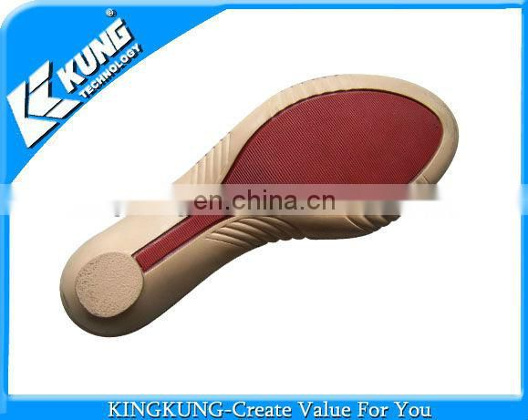 2014 High quality TR/TPU outsole machine