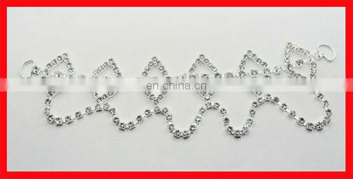 clear swimwear rhinestone accessories
