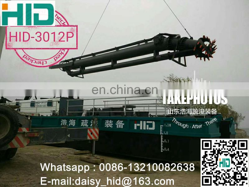 sand dredging machine price