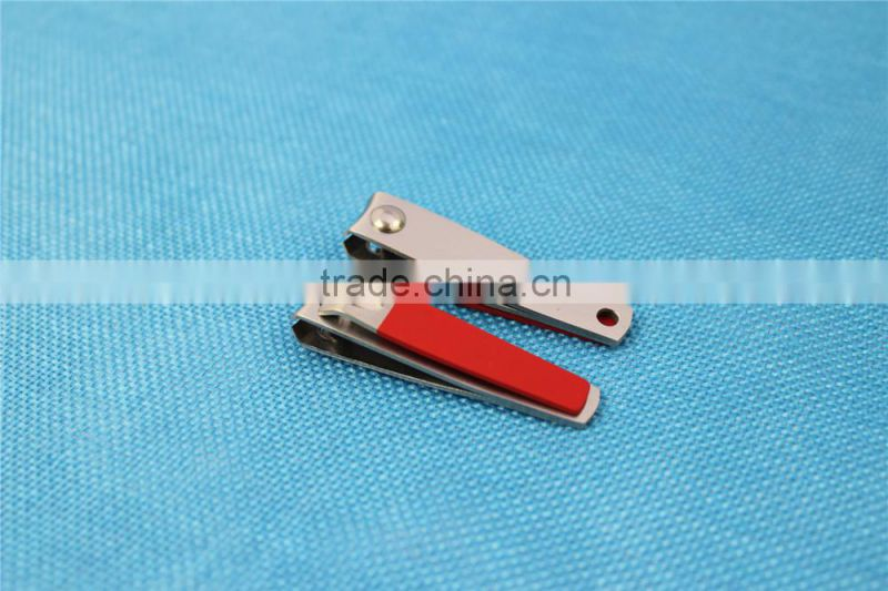 Hot selling red nail clipper