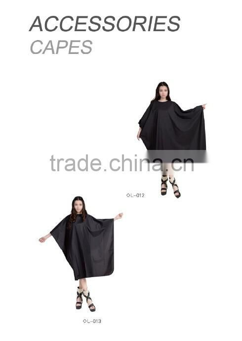 2015 Hot sale custornized barber shop cutting cape