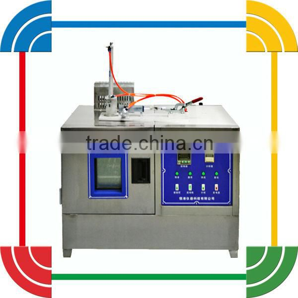 Rubber Vulcanizing Low Temperature Brittleness Tester