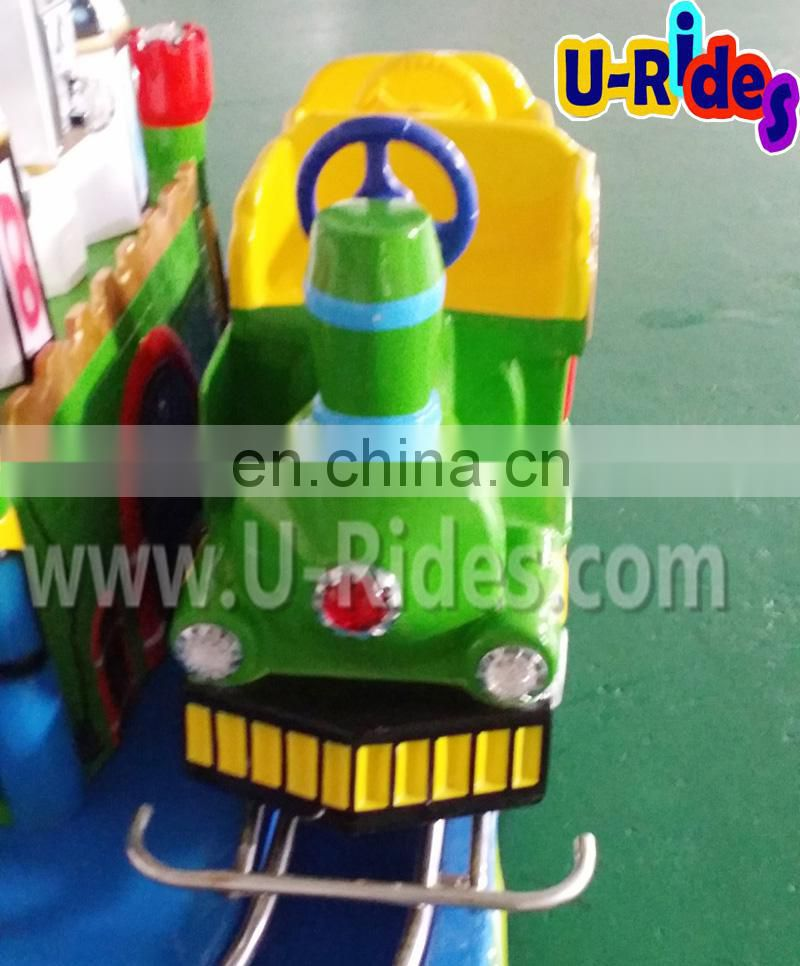 Cross Round Electric kiddie train