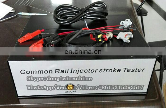2015 Common Rail Injector Measurement System is designed to rebuild malfunctioned injectors to meet stage 3