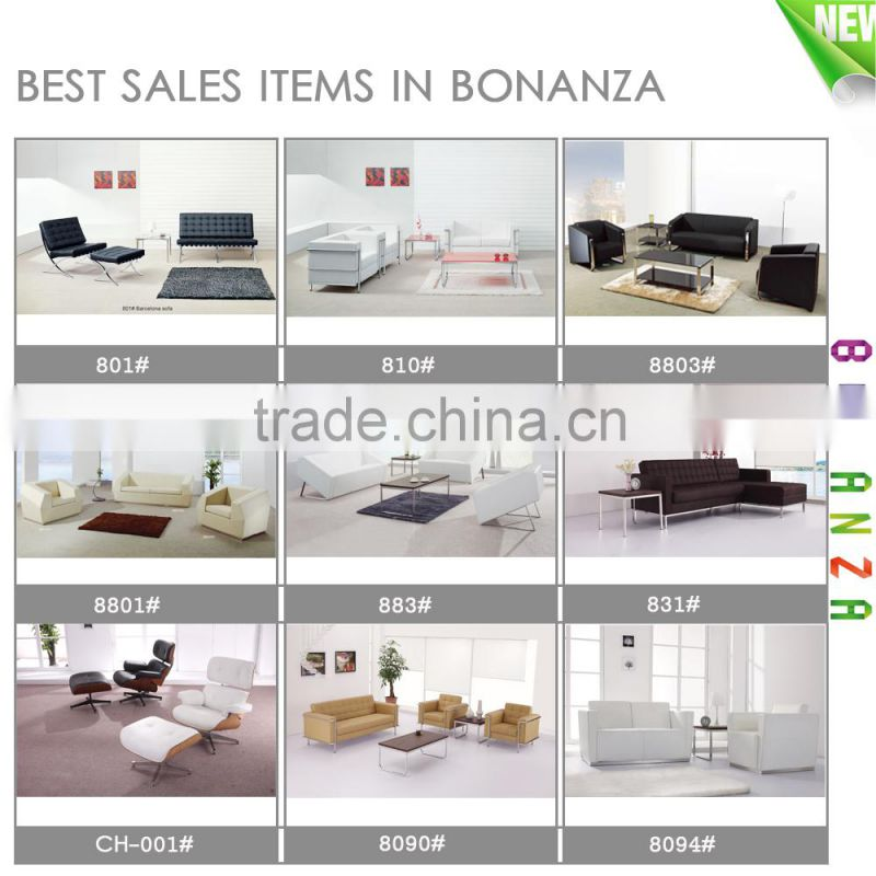 leather coner sofa set designs 816#, modern design leather corner sofa, coner sofa design