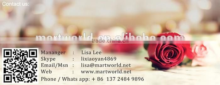 Hot sale artificial rose flower wedding flower for wedding decoratio,party home or hotel decoration(MFL-009)
