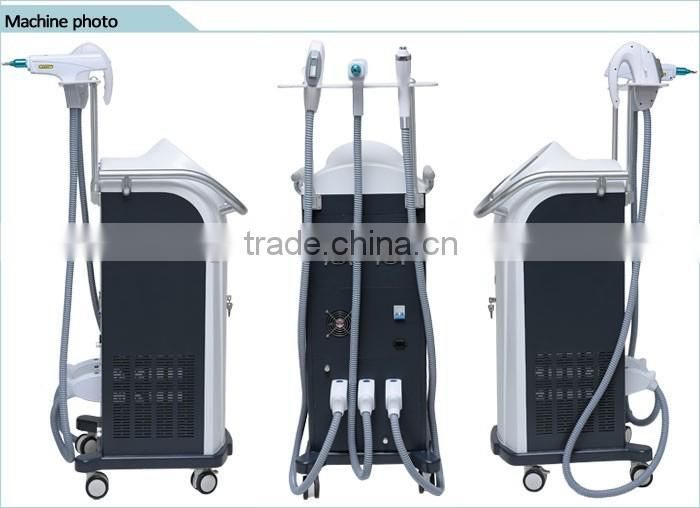 best selling products q switch nd yag laser tattoo removal / acne scar removal laser ipl hair remove laser machine