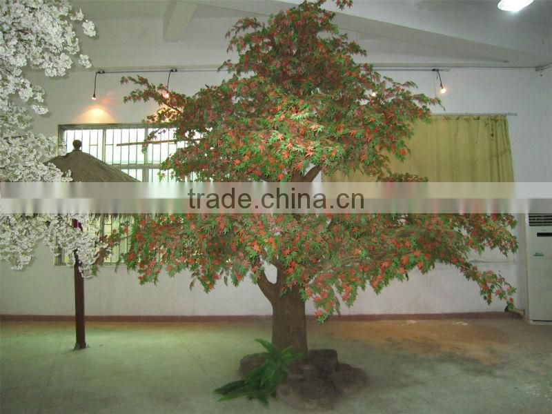factory price hot sale artificial maple trees