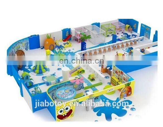 indoor playground China biggest commercial used toddler ocean soft indoor playground equipment sale for children